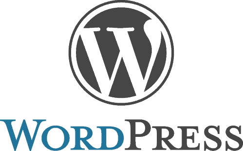 Worpdress Webdesign Logo
