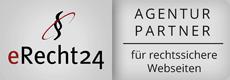 eRecht24-Agenturpartner für rechtssichere Webseiten